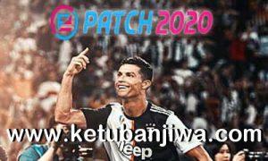 eFootball PES 2020 ePatch v8.0 AIO DLC 5.00 by Mody 99 Ketuban Jiwa