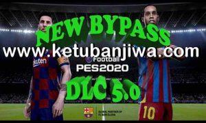 eFotball PES 2020 Crack Bypass 1.05.00 DLC 5.00 Ketuban Jiwa