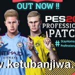 PES 2017 Professionals Patch 6.1 Update Season 2020