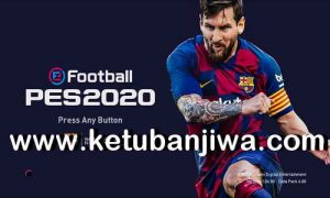 eFootball PES 2020 Official Data Pack - DLC 6.00 AIO Ketuban Jiwa
