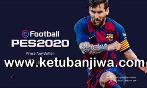 eFootball PES 2020 Official Data Pack - DLC 6.00 AIO Ketuban Jiwa