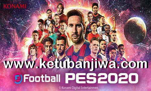 eFootball PES 2020 Official Patch 1.06.00 For Original Games Ketuban Jiwa