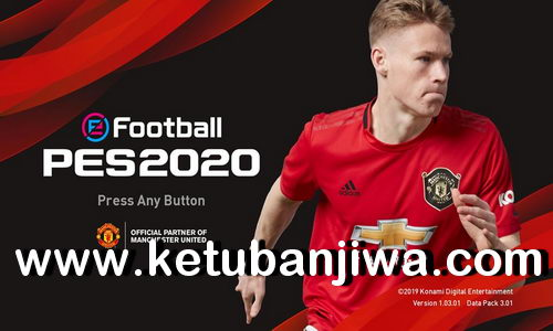 eFooball PES 2020 Crack Bypass Without Steam Online DLC 6.00 by Josh Ketuban Jiwa