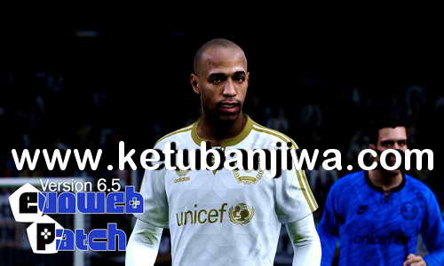 eFooball PES 2020 PTE Patch - EvoWeb Patch 6.5 AIO Single Link Ketuban Jiwa