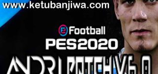 PES 2020 Andri Patch 6.0 AIO DLC 6.00