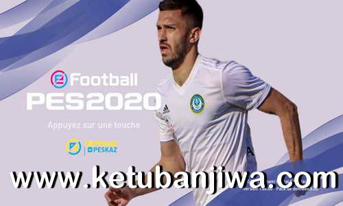 eFootball PES 2020 KPL Patch v1.0 For PC by PESKAZ Ketuban Jiwa