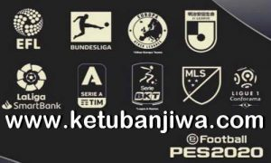 eFootball PES 2020 PES Universe Option File v6 AIO Compatible DLC 6.0 For PS4 + PC Ketuban Jiwa