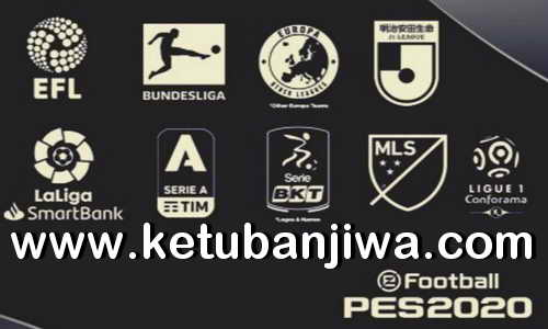 eFootball PES 2020 PES Universe Option File v6 AIO Compatible DLC 6.0 For PS4 + PC Ketuban Jiwa