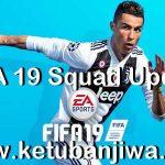 FIFA 19 Squad Update 20 June 2020 Season 20/21