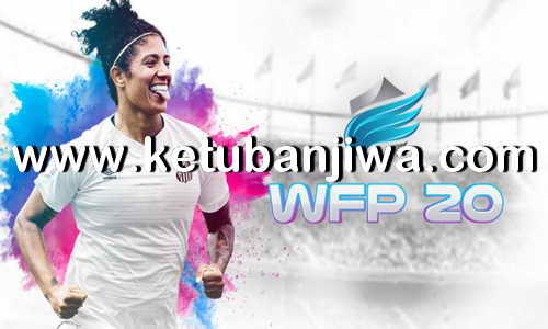 FIFA 20 Women's Football Patch Ketuban Jiwa