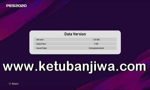 New Method PES 2020 Crack Bypass Offline DLC 7.00 by Josh Ketuban Jiwa