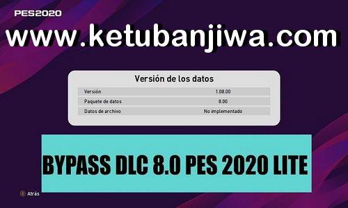 New Method eFootball PES 2020 Crack Bypass 1.08 Offline DLC 8.0 Ketuban Jiwa