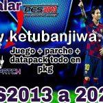 PES 2013 PS3 El Boncha Patch 3.0 AIO Season 2020