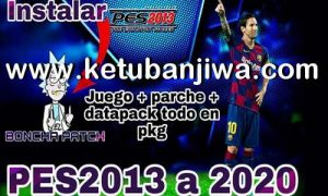 PES 2013 El Boncha Patch v3 AIO Season 2020 For PS3 HEN - CFW BLUS Ketuban Jiwa