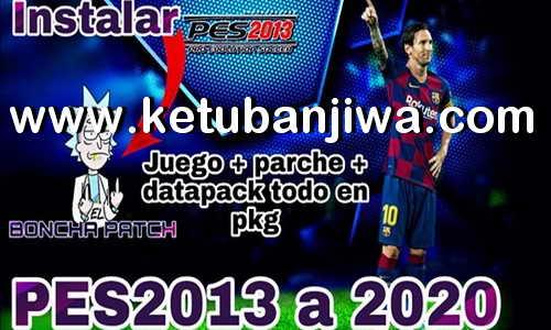 PES 2013 El Boncha Patch v3 AIO Season 2020 For PS3 HEN - CFW BLUS Ketuban Jiwa