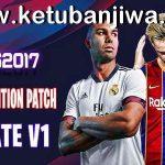 PES 2017 Black Edition Patch Update v1 Season 2020/2021