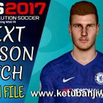 PES 2017 Option File Update 20/06/20 For Next Season Patch 2020