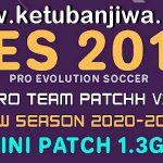 PES 2017 Pro Team Patch v3 AIO Season 2021