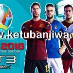 PES 2018 PS3 Jorge Carrión Option File EURO 2020