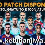 PES 2018 XBOX 360 Mega Patch El Faraó Season 2020