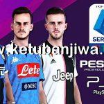 PES 2018 PS3 BLES + BLUS Serie A TIM Season 2020
