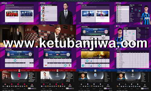 PES 2020 Andri Patch v7.0 Update New Fix ML + BAL Ketuban Jiwa