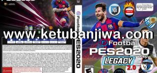PES 2020 Legacy 2.0 AIO For PS3 BLES + BLUS by TEAMDVZPES Ketuban Jiwa