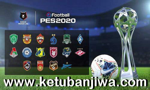 PES 2020 License All Teams v8 For DLC 8.0 For PC by Predator002 Ketuban Jiwa