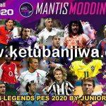 PES 2020 MyClub Legends v7 Offline DLC 7.00