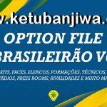 PES 2020 PS4 Editemos Option File Brasileirão v6 DLC 7.0