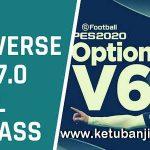 PES 2020 PESUniverse Option File v6 DLC 7.0 AIO