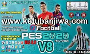 PES 2020 PS4 Emerson Pereira Option File v8 AIO DLC 8.0 Ketuban Jiwa