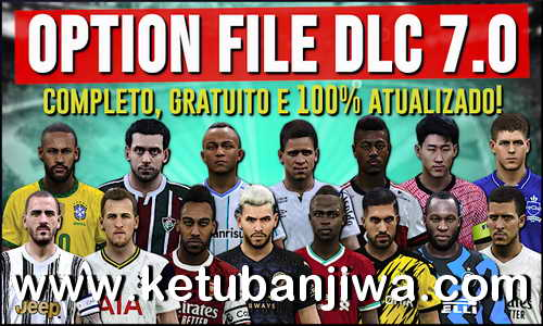 PES 2020 PS4 PesVicioBR Option File DLC 7.00 AIO Ketuban Jiwa