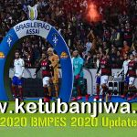 PES 2020 BMPES Patch 3.05 Update + Serial Single Link
