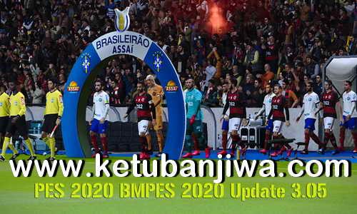 eFooball PES 2020 BMPES Patch v3.05 Update For PC Ketuban Jiwa