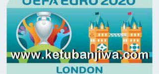 PES 2020 Official Data Pack UEFA Euro 2020 DLC 7.00