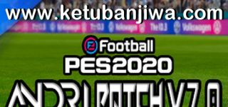 PES 2020 Andri Patch 7.0 AIO DLC 7.00 Single Link