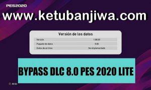 eFootball PES 2020 Crack Bypass 1.08 DLC 8.0 Ketuban Jiwa