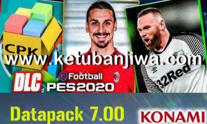 eFootball PES 2020 DpFileList Generator Tools For DLC 7.00 Ketuban Jiwa