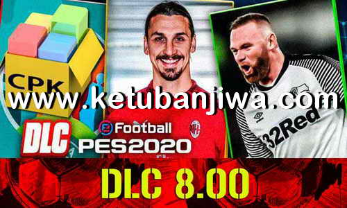 eFootball PES 2020 DpFileList Generator Tools For DLC 8.0 Ketuban Jiwa