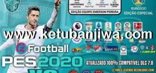 PES 2020 PS4 Emerson Pereira Option File 8.0 AIO DLC 7.0