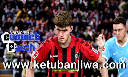 eFootball PES 2020 EvoWeb Patch v8.0 AIO Compatible DLC 8.0 Single Link For PC Ketuban Jiwa