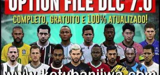 PES 2020 Falcon12 Option File DLC 7.00 PC