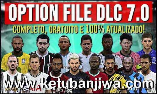 eFootball PES 2020 Falcon12 Option File DLC 7.00 PC Ketuban Jiwa
