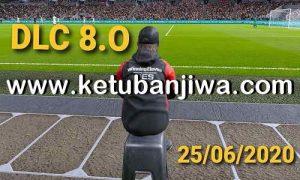 eFootball PES 2020 Official Data Pack - DLC 8.00 Ketuban Jiwa