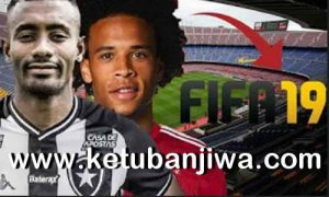 FIFA 19 Option File v4 Summer Transfer Season 2020 For PS3 BLES + BLUS by JeanPES Ketuban Jiwa