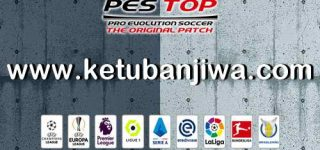 PES 2010 PES TOP Patch New Season 2020/2021