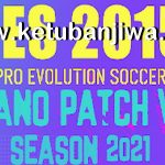 PES 2015 Hano Patch v1 New Season 2021