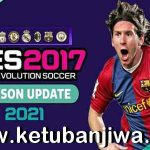 PES 2017 Next Season Patch 2021 Unofficial