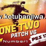 PES 2017 OneTwo Patch v6 AIO Season 2020